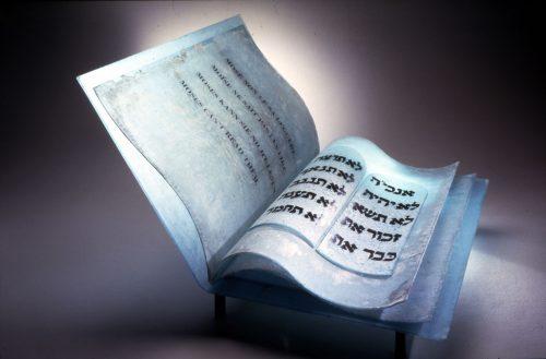 Le Tavole della Legge ovvero la Bibbia di vetro